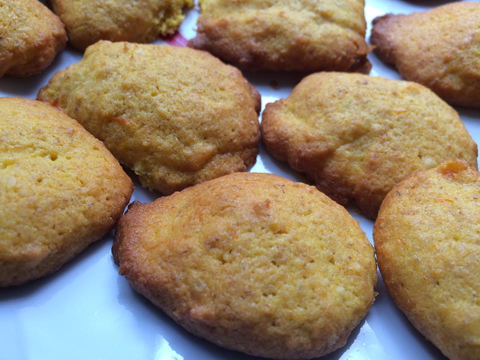 cookie de abobora