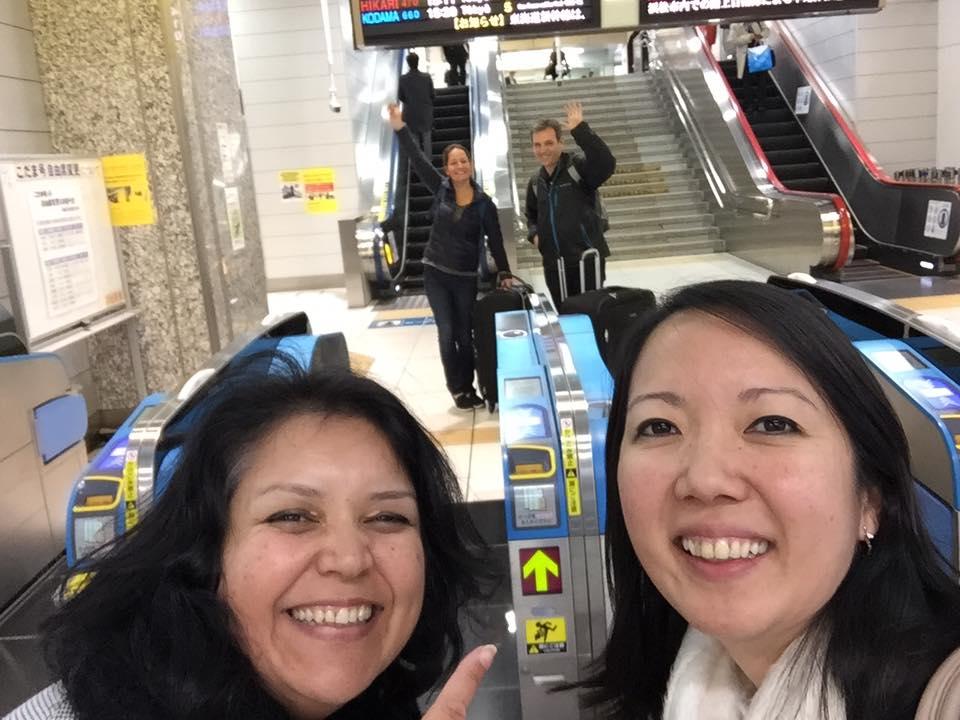 Sandra Mi e Aline!!! Arigatou gozaimasu